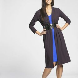 The collection comprises seven dresses, two jackets, a shrug, a wrap, and two scarf styles.