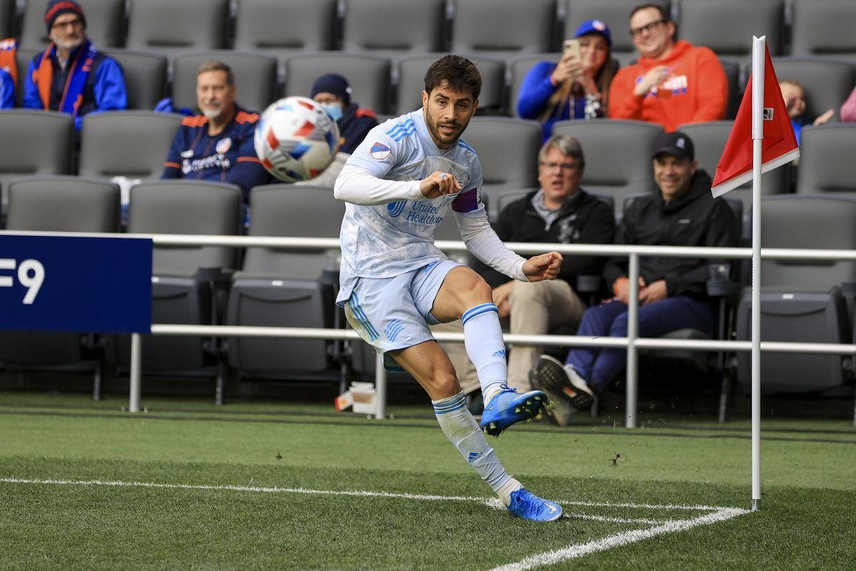 MLS: New England Revolution at FC Cincinnati