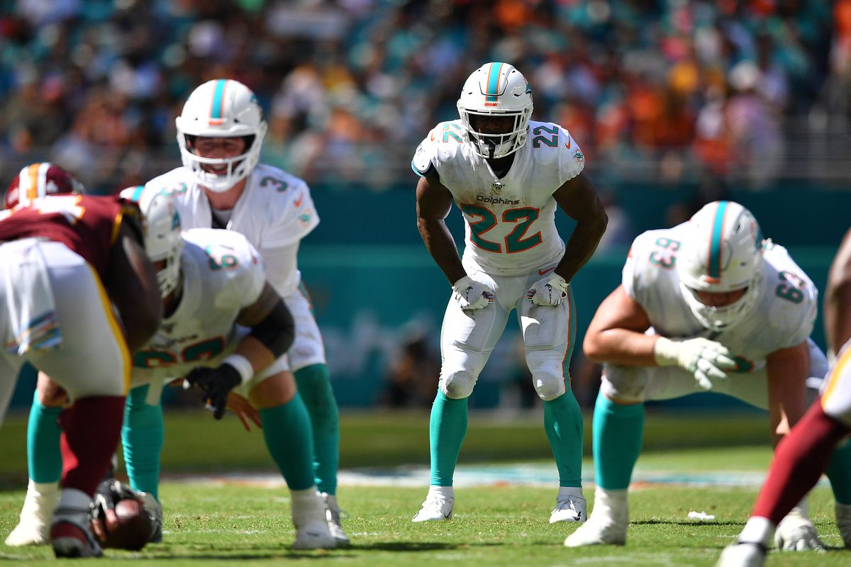 Miami Dolphins News 10 16 19 Mark Walton Making The Most Of