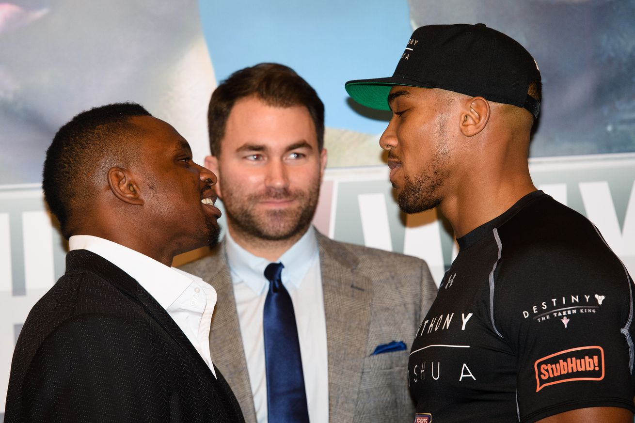 <label><a href='https://mvpboxing.com/news/27760/Whyte-If-Joshua-really-wants-the-rematch-it-can-' class='headline_anchor'>Whyte: If Joshua really wants the rematch, it can happen</a></label><br />Whyte is still open to facing is old rival in a rematch, but only for a serious off...