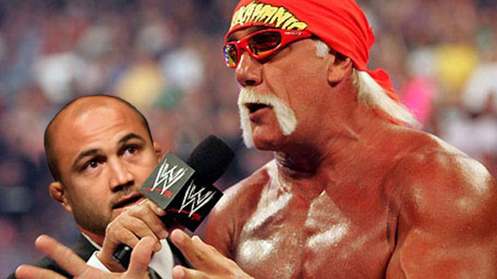 ufc quick quote  hulk hogan taught bj penn how to read