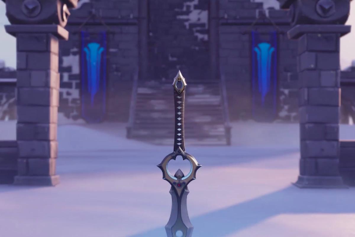 Fortnite is getting swords - The Verge