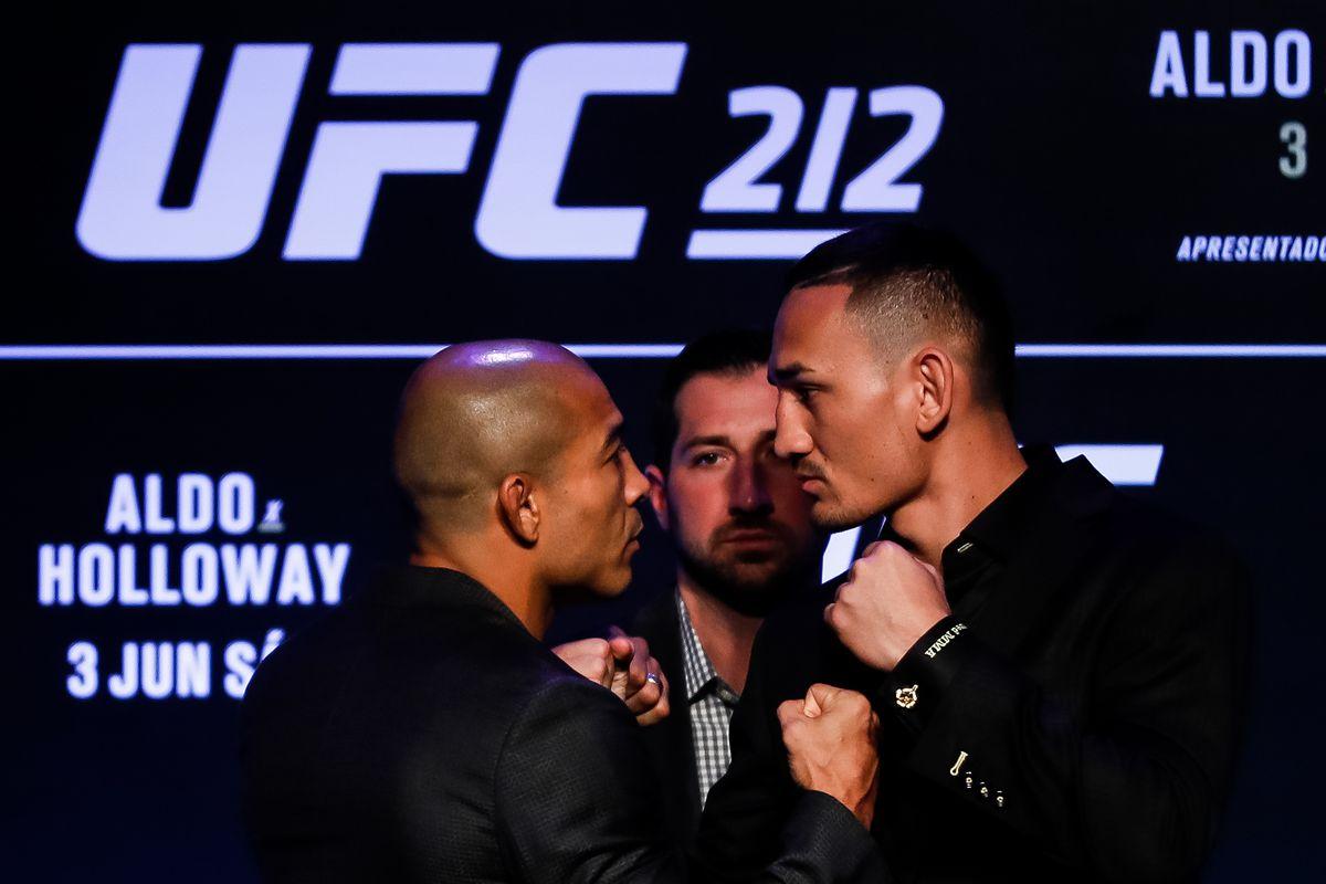 UFC 212 Press Conference