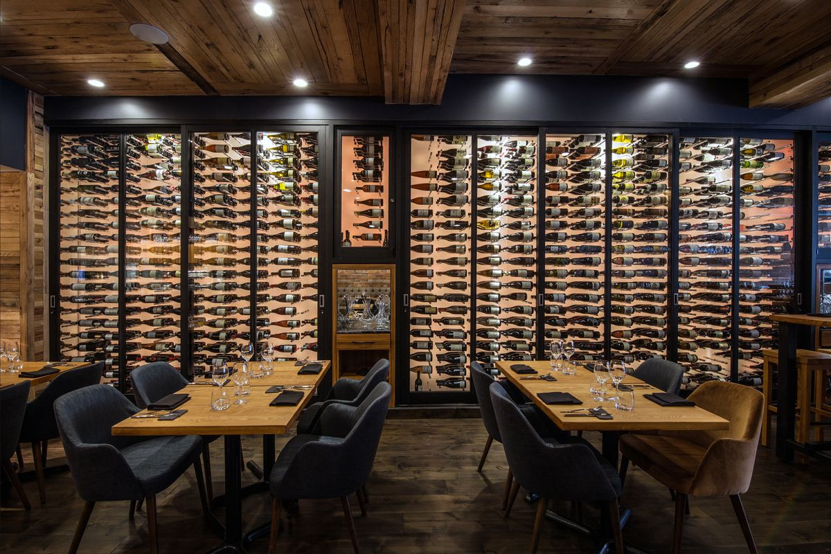 Drink In M.Mme, a New Montreal Wine Bar From Chef Stelio Perombelon