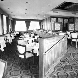 The  Roof opens at Hotel Utah on Nov. 9, 1976.