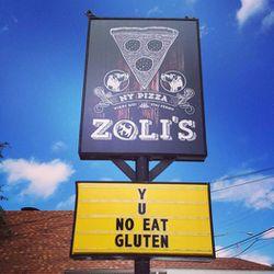 <em>Zoli's adapts a popular meme to suit the gluten-free sect. [All photos courtesy of Zoli's]</em>