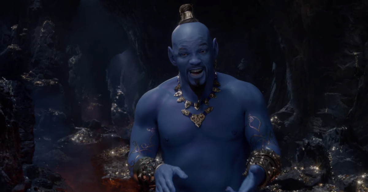 Aladdin 2019: New Aladdin Trailer From The 2019 Grammys Introduces Will