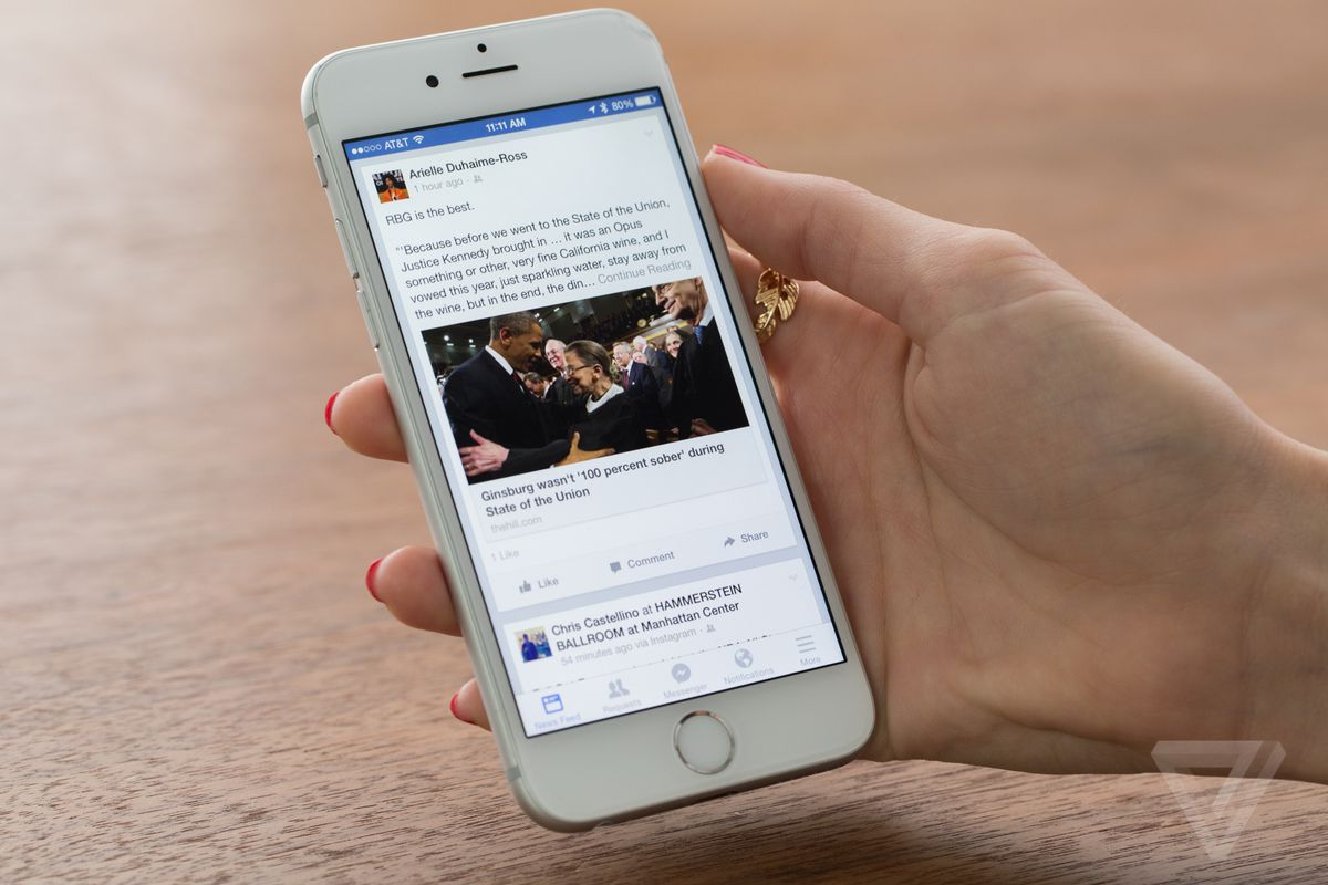 Facebook is testing multiple news feeds on mobile - The Verge