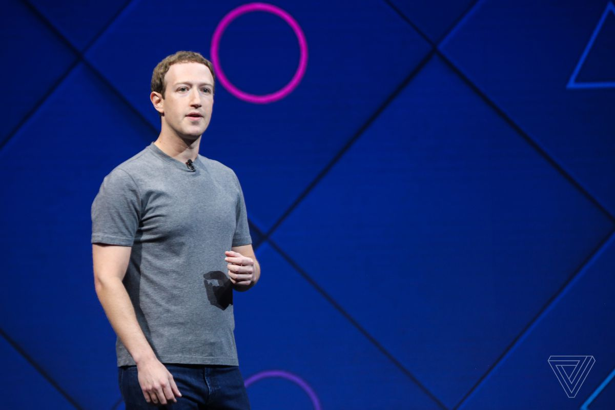 Facebook CEO Mark Zuckerberg: It should be obvious that neo-Nazis are wrong