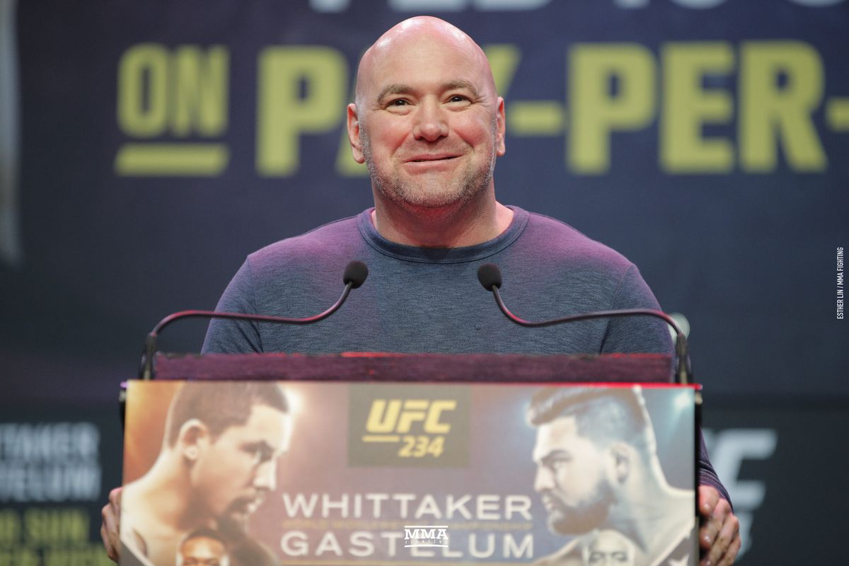 Morning Report: Dana White says 'BMF' belt will cost $50,000, confirms that The Rock will present it to the w…