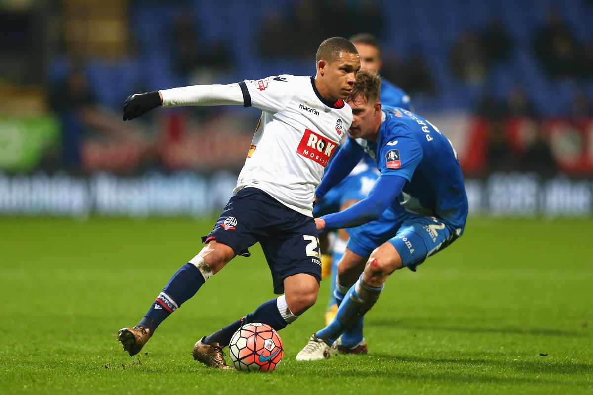 Could Wellington Silva be Bolton's main man today?