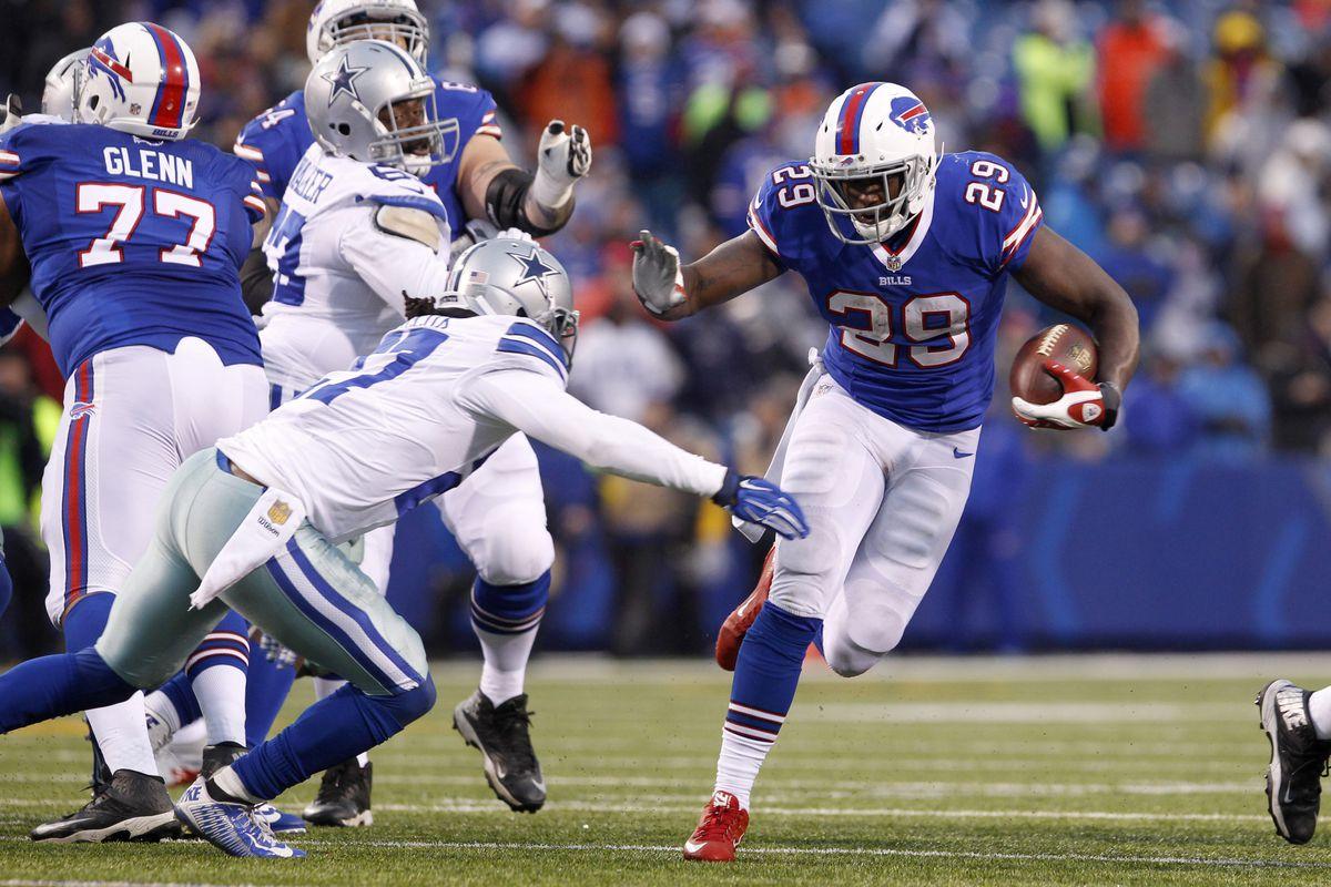 NFL: Dallas Cowboys at Buffalo Bills