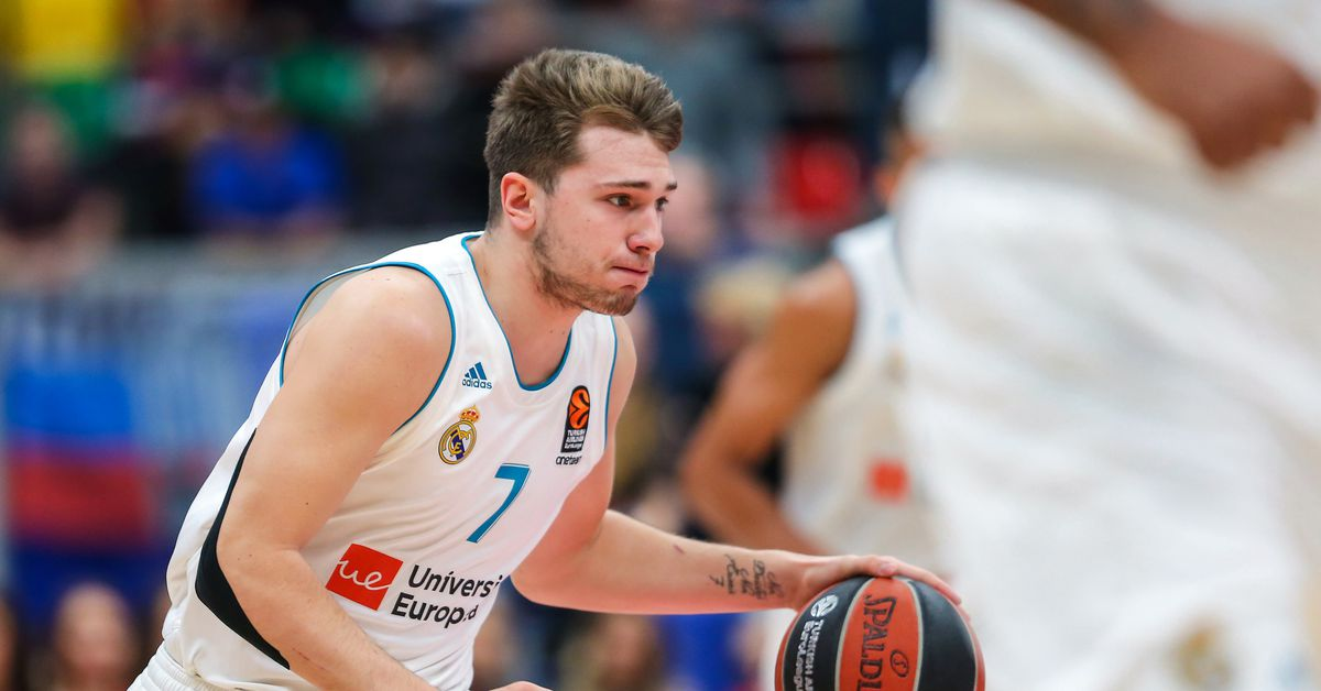Lakers rumored to be high on projected top-five 2018 NBA Draft pick Luka Doncic
