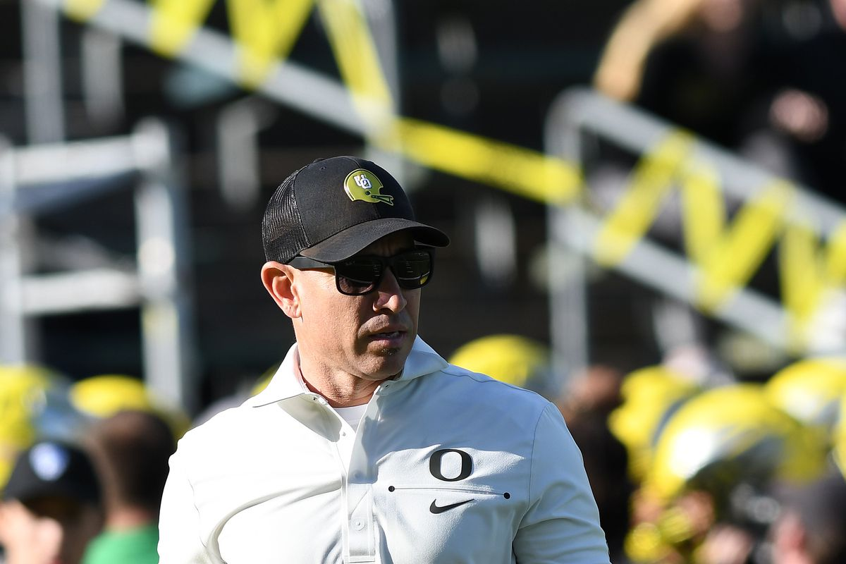 Report: Oregon OC Marcus Arroyo to be UNLV Head Coach