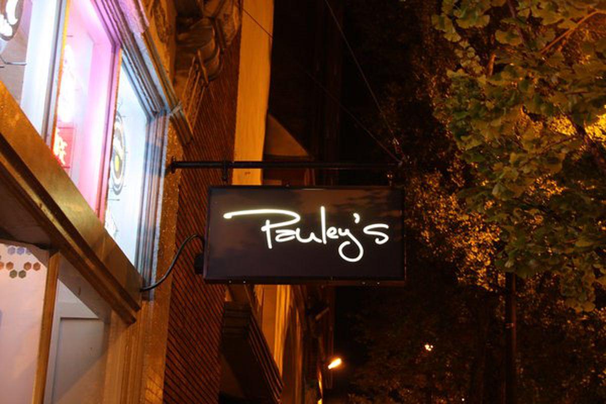 Pauley's Original Crepe Bar