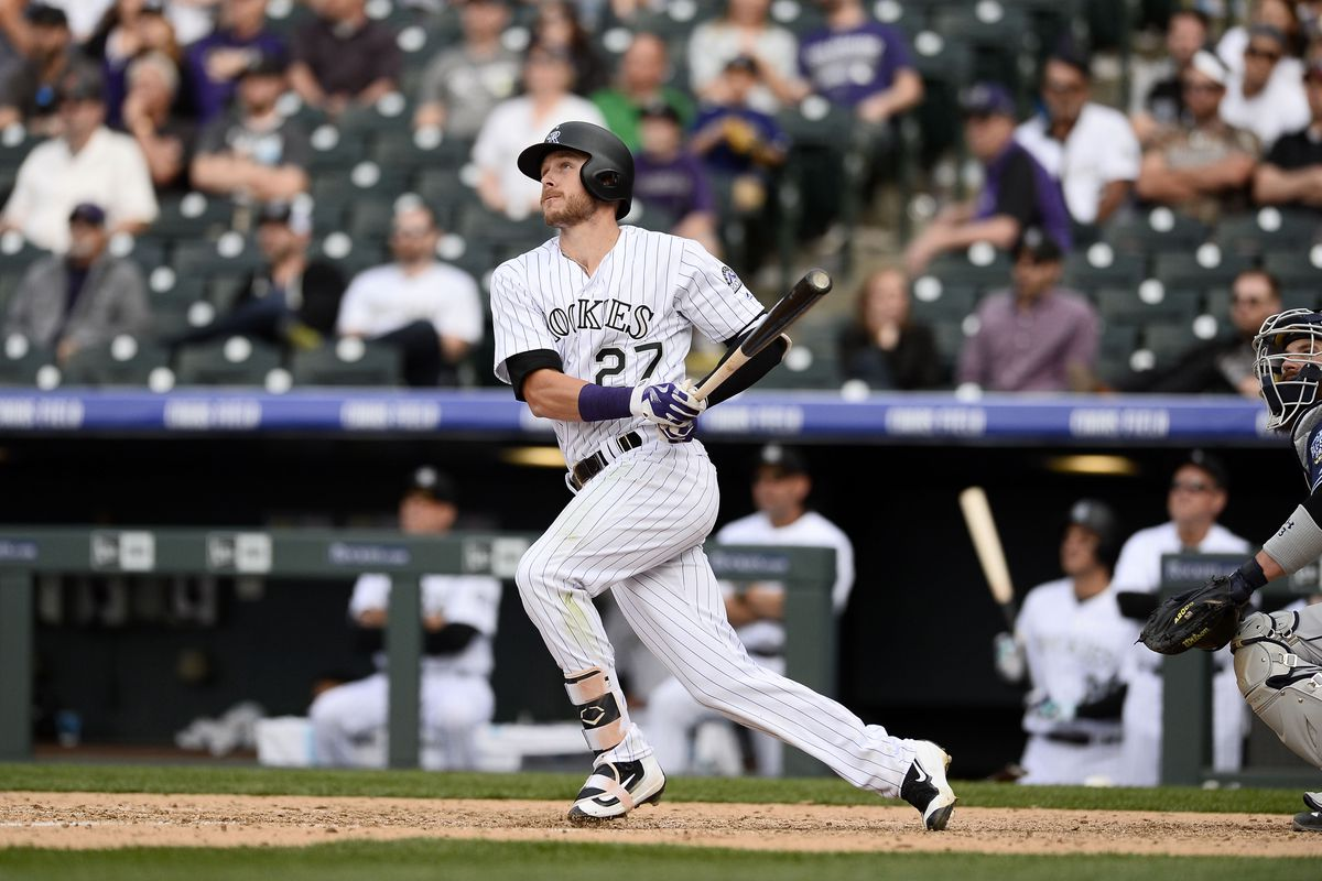 Trevor Story is no stranger to the long ball this year. What should we expect going forward?