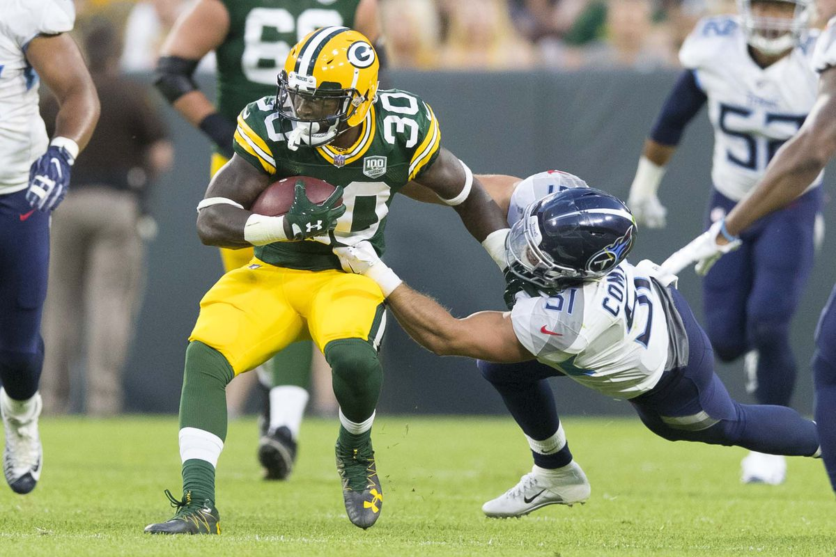Packers  first- and second-year draft picks flashed against the Titans d4b105465