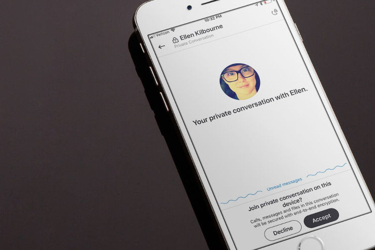 Skype now offers end-to-end encrypted conversations - The Verge