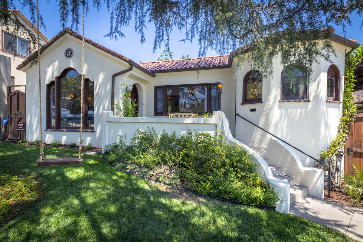 Fetching 1920s Spanish Style House In Eagle Rock Asks