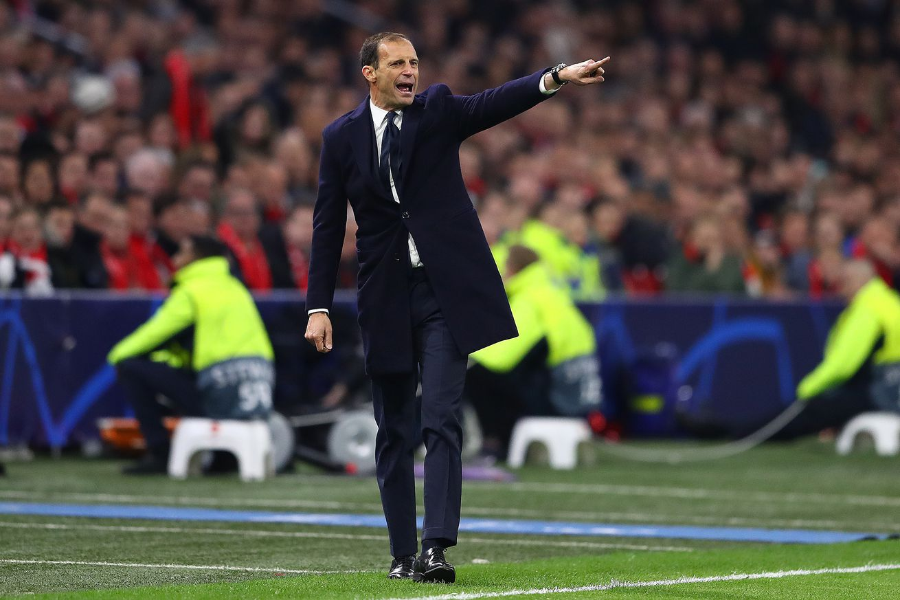 OFFICIALLY OFFICIAL: Max Allegri will not be Juventus? manager next season