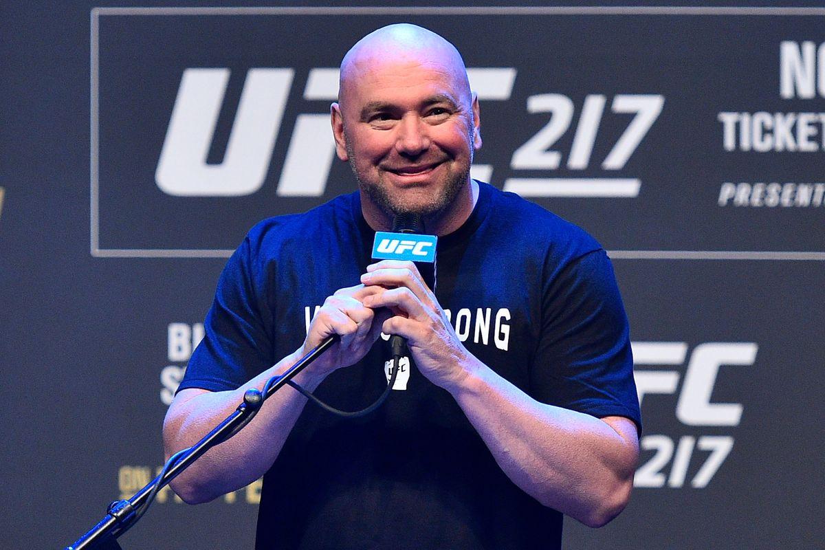 Dana White shuts down talks of UFC tanking financially, says no one