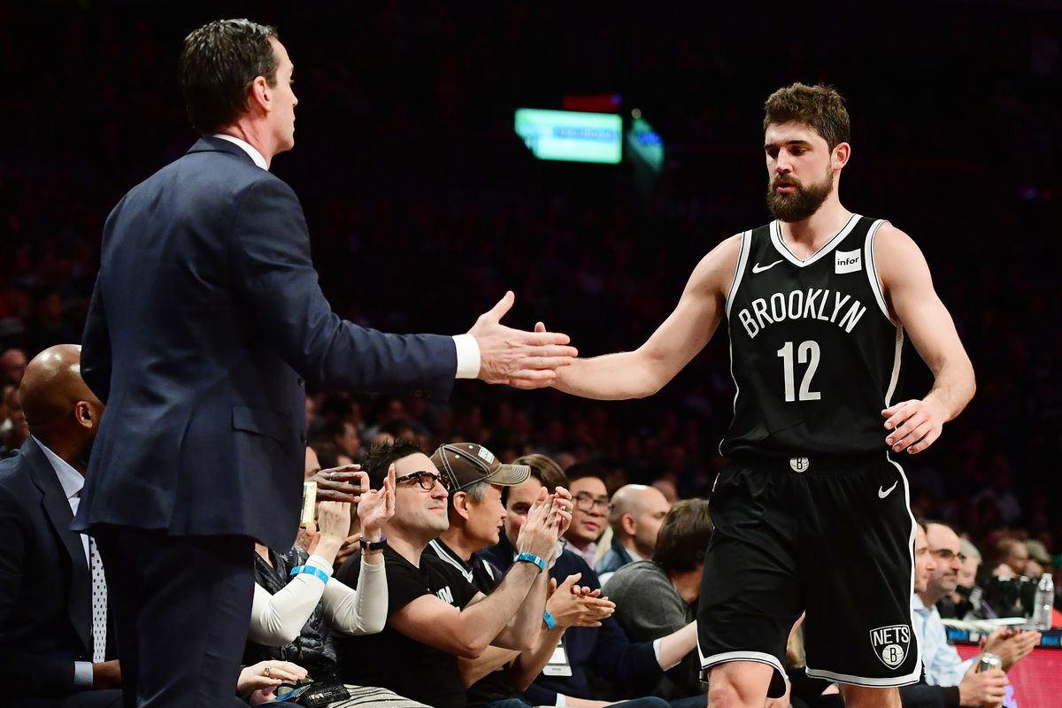 finest selection d671a f6ff2 Joe Harris: Nets 'poster boy' and accidental hipster - NetsDaily