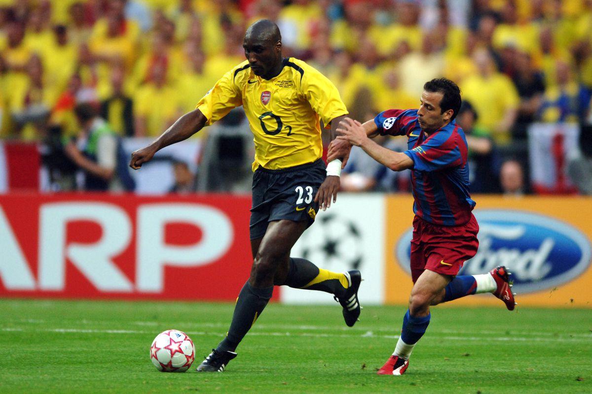 Barcelona v Arsenal - UEFA Champions League Final