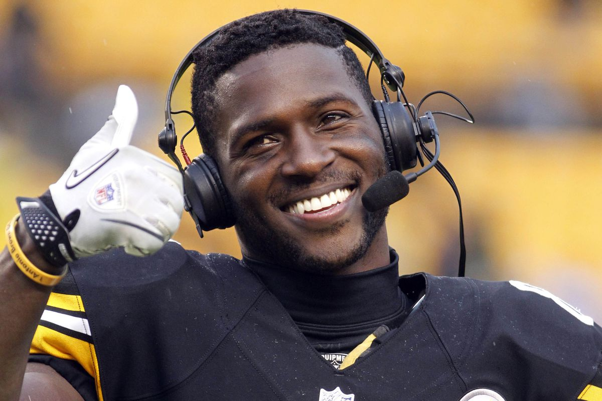 antonio brown - photo #13