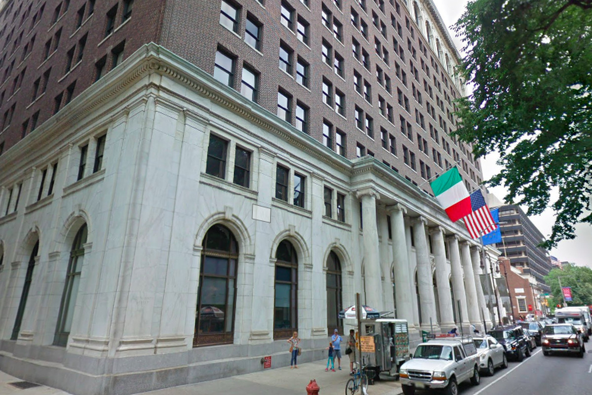 Part Of Historic Public Ledger Building Sold To Ny