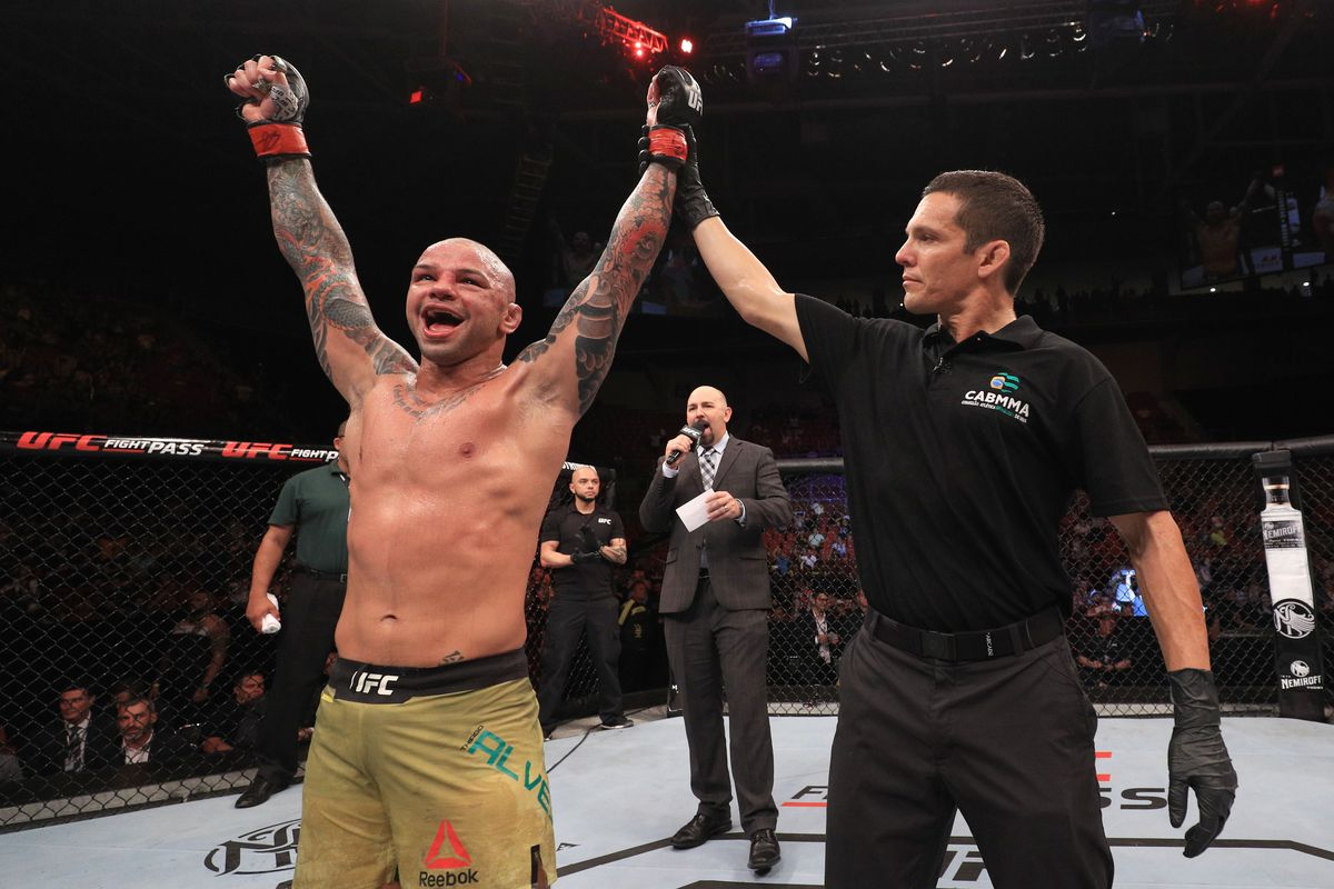 Report: Thiago Alves takes on Tim Means at UFC Washington in December