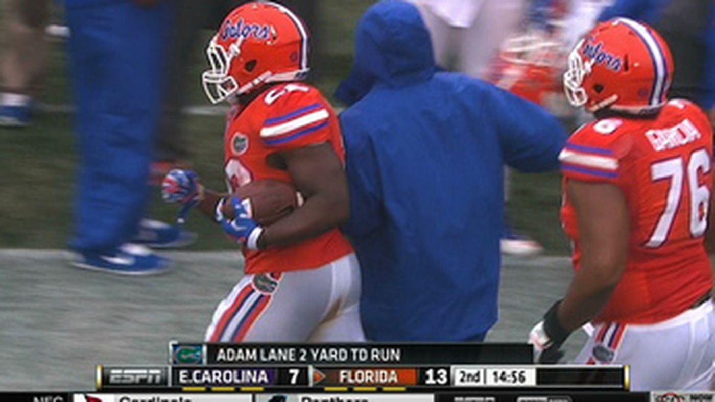 Florida Rb Calls The Time He Pooped His Pants The Best Thing That