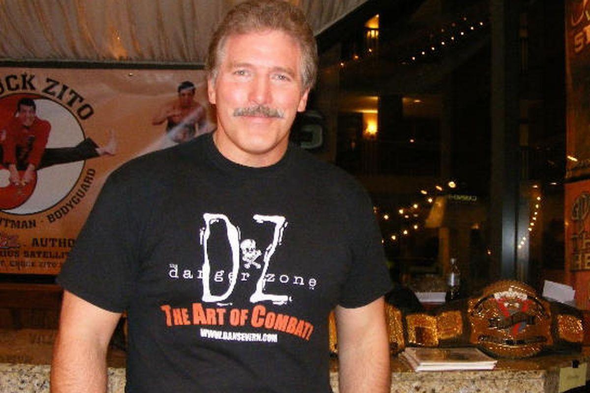 dan severn_Dan Severn challenges Royce Gracie to retirement match in Brazil - MMAmania.com