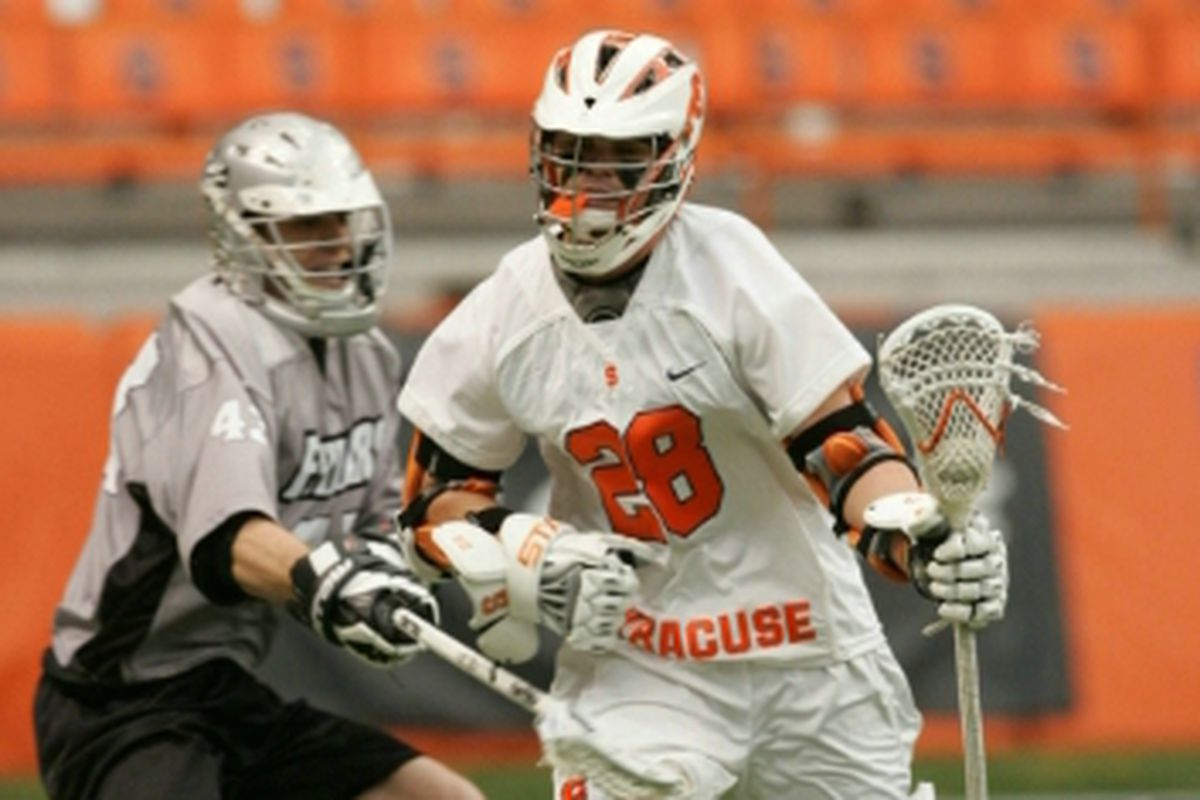 Go to Inside Lacrosse to chat live with Keogh