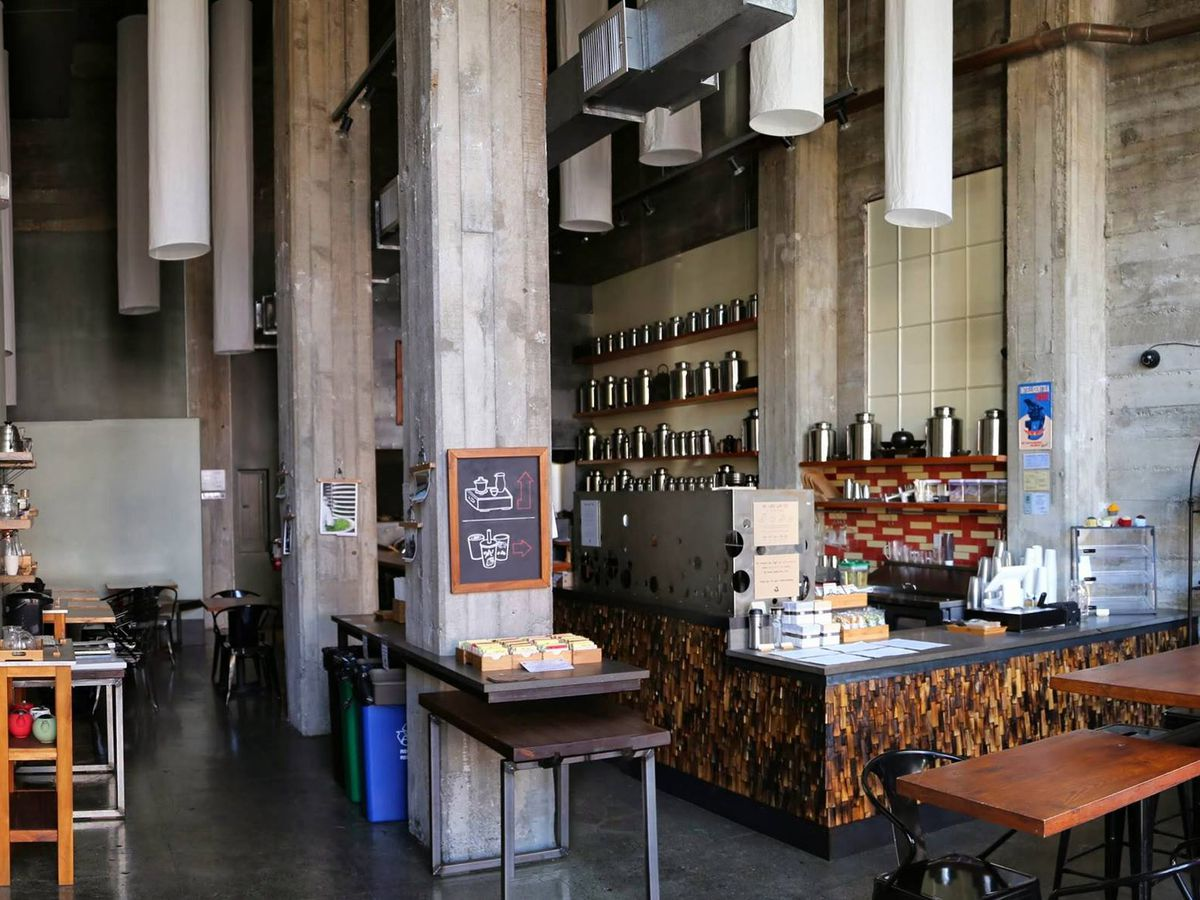 The Best Places to Eat and Drink in Downtown Berkeley - Eater SF