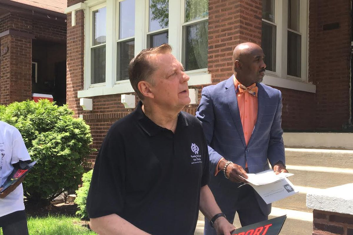 Pfleger denies Holocaust museum visit tied to Cupich rebuke