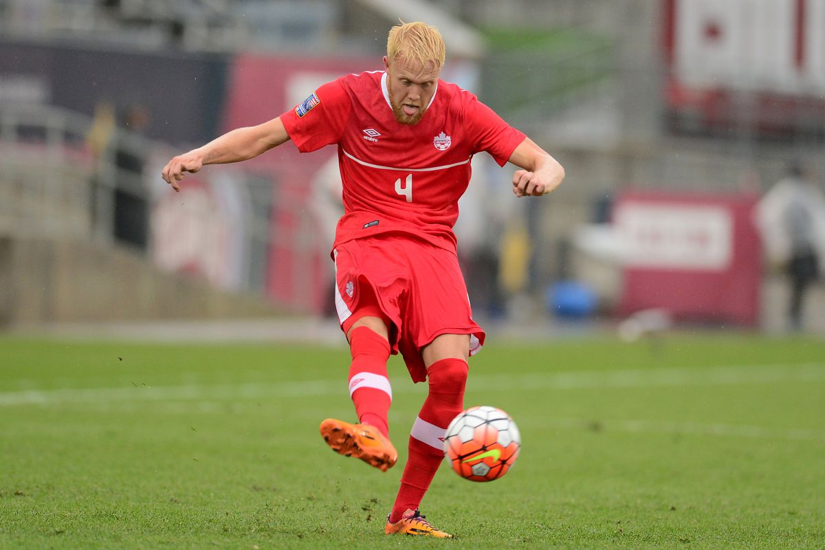 Jackson Farmer among the young Canadian talent at WFC2.
