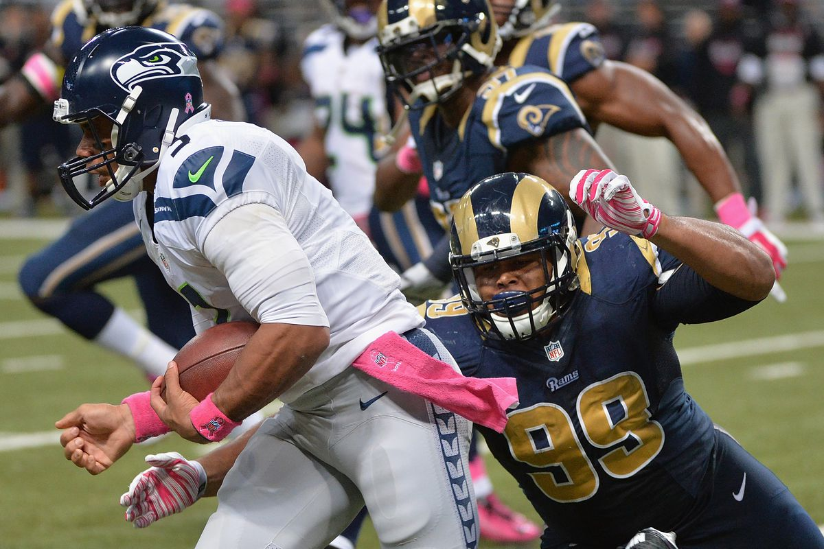 sale retailer 9fca0 7d5ba Rams DT Aaron Donald belongs in the Pro Bowl - SBNation.com