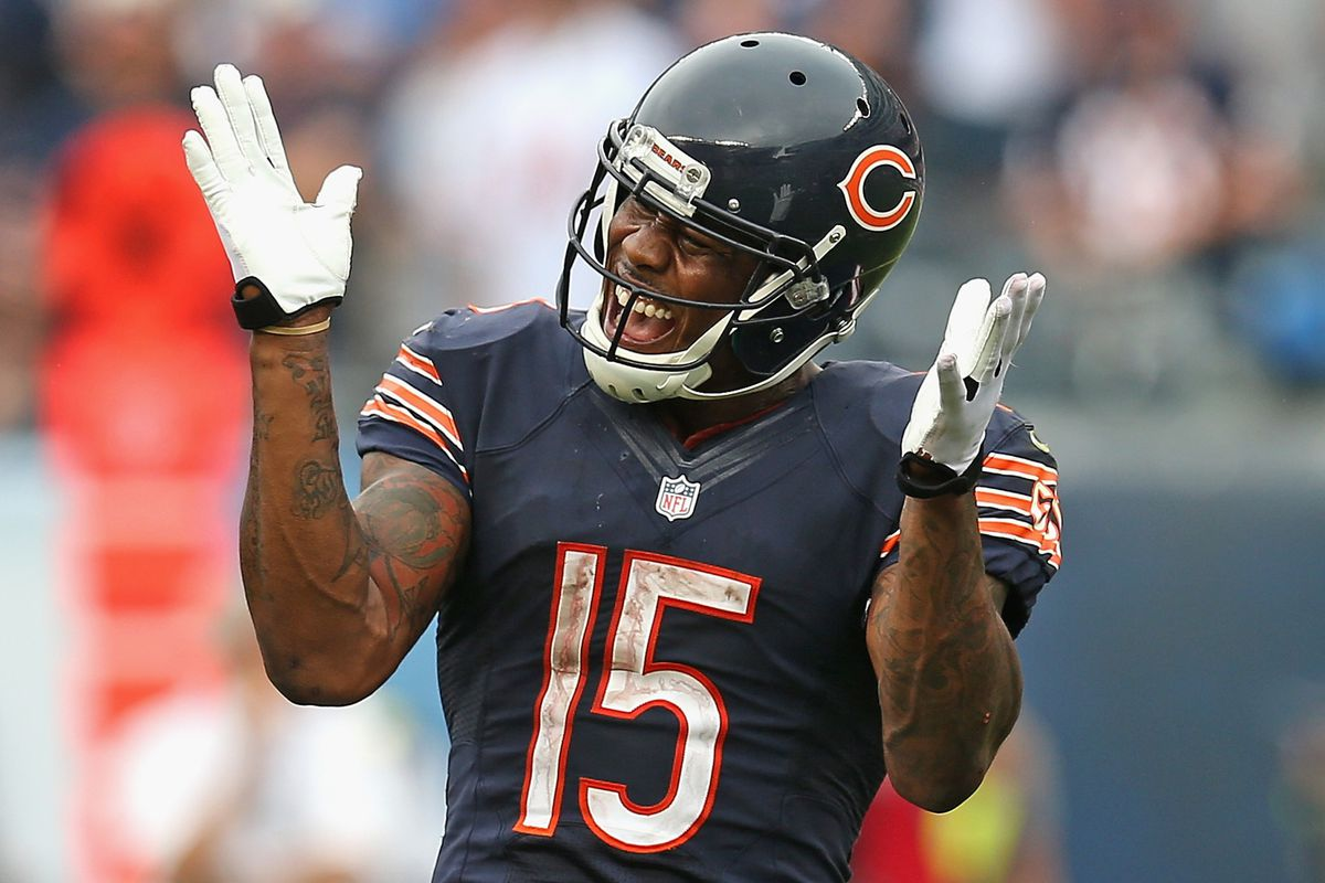 Marshall succeeded immensely after his move to the Bears.