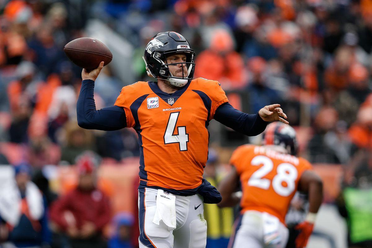 Broncos Vs Cardinals Odds Denver The Road Favorite For Thursday