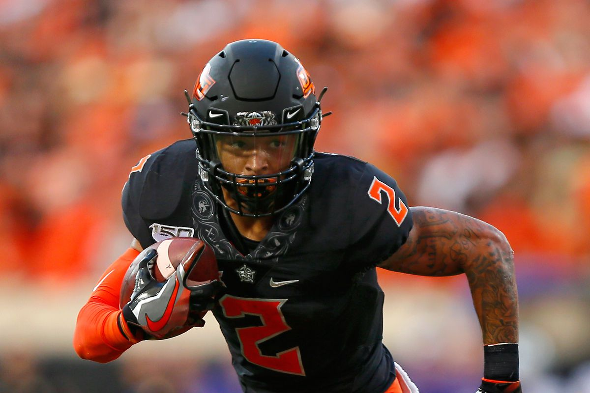 Oklahoma State football: Tylan Wallace will return for ...