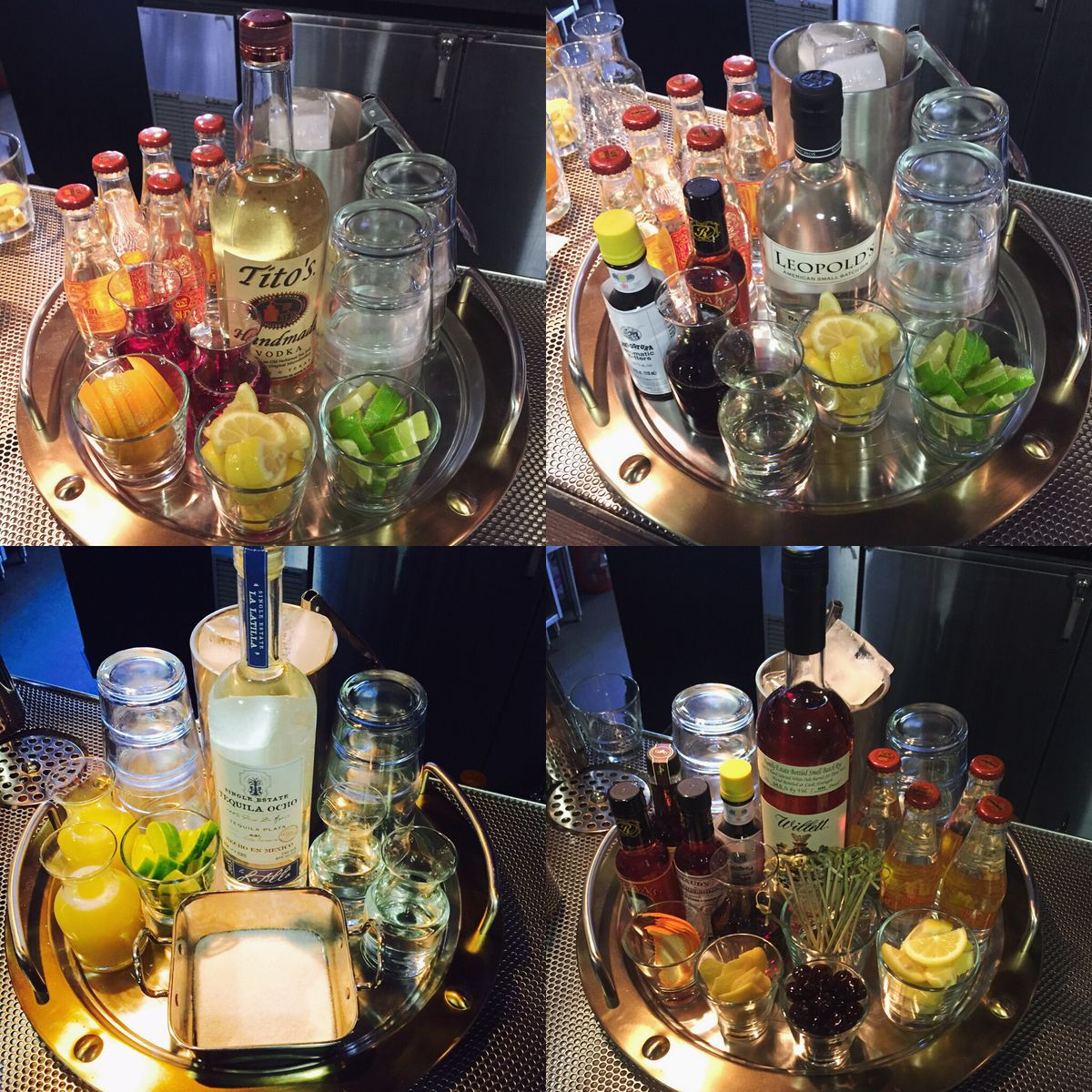 Bottle Service Gets a Serious Makeover at Ophelia's