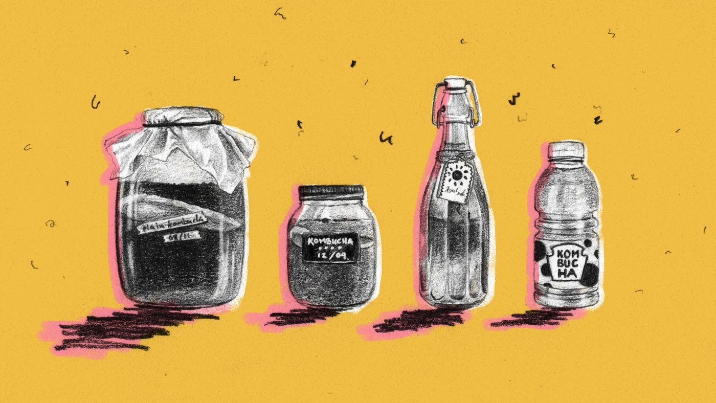 Is Kombucha Actually Good For You? - Eater