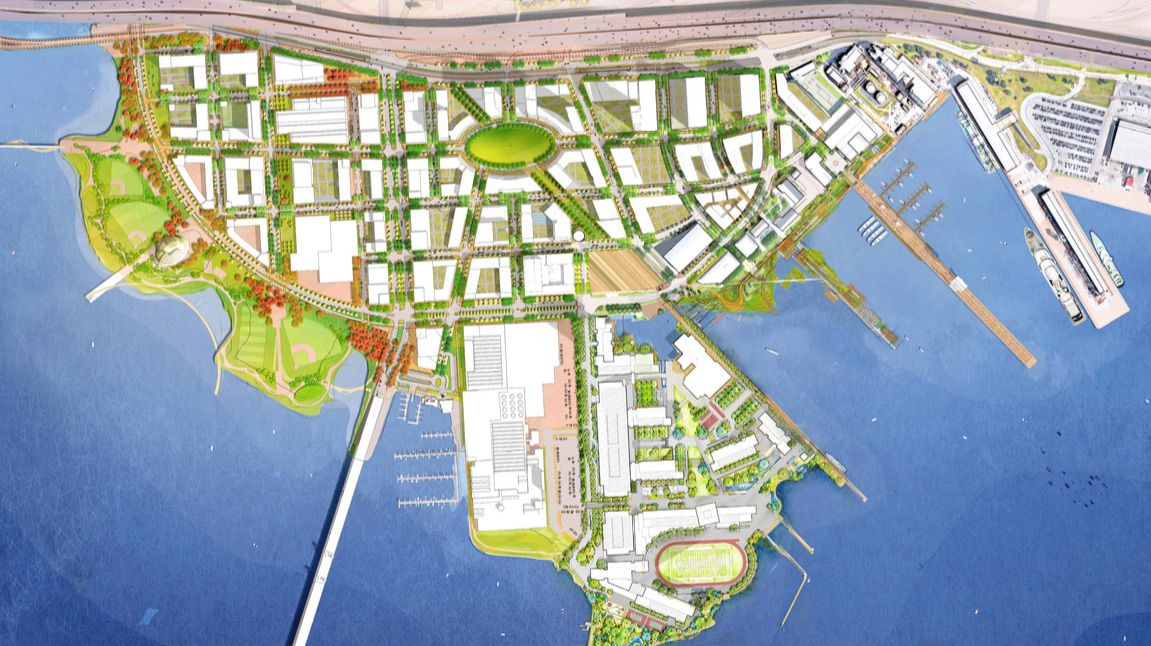 Under Armour Campus Map.In Baltimore Under Armour S Owner Invests In A 5 5 Billion Bet On