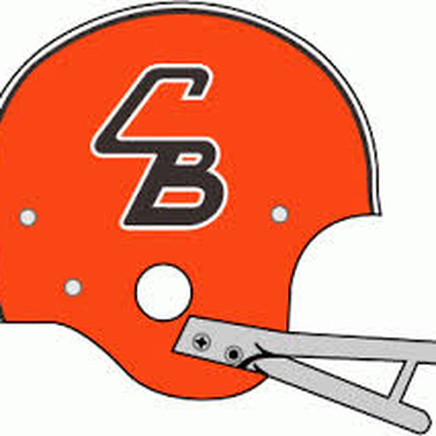 "The Phantom 1965 ""CB"" Helmet of the Cleveland Browns - Dawgs By Nature b50be3b7db06"