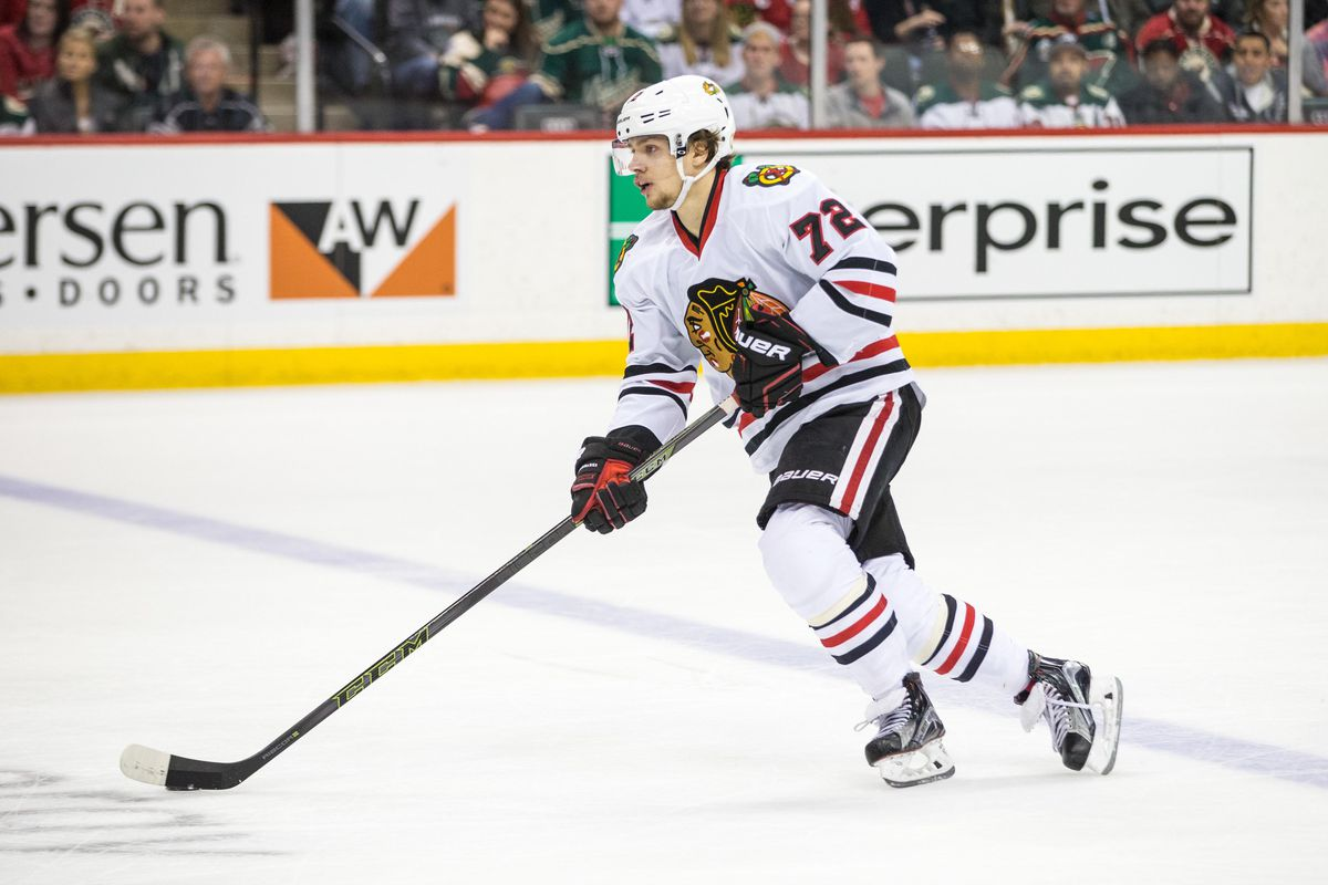 6ad6cdab49a Artemi Panarin wants 6-year deal worth more than $36 million from Blackhawks,  per report