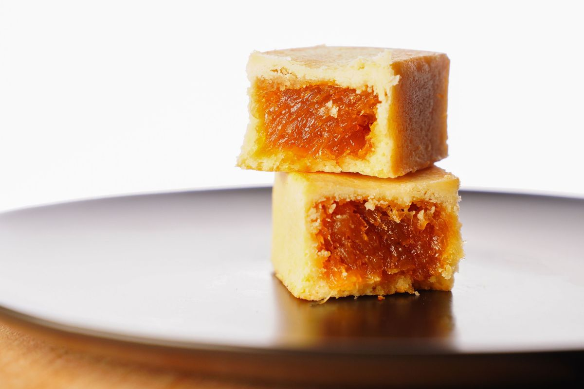 These Taiwanese Pineapple Cakes Make The Ideal Lunar New Year Gift Eater Sf