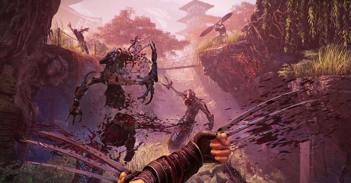 Shadow Warrior 2 is free on GOG.com right now thumbnail