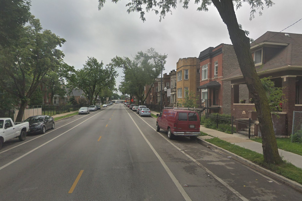 The 2100 block of South Central Avenue