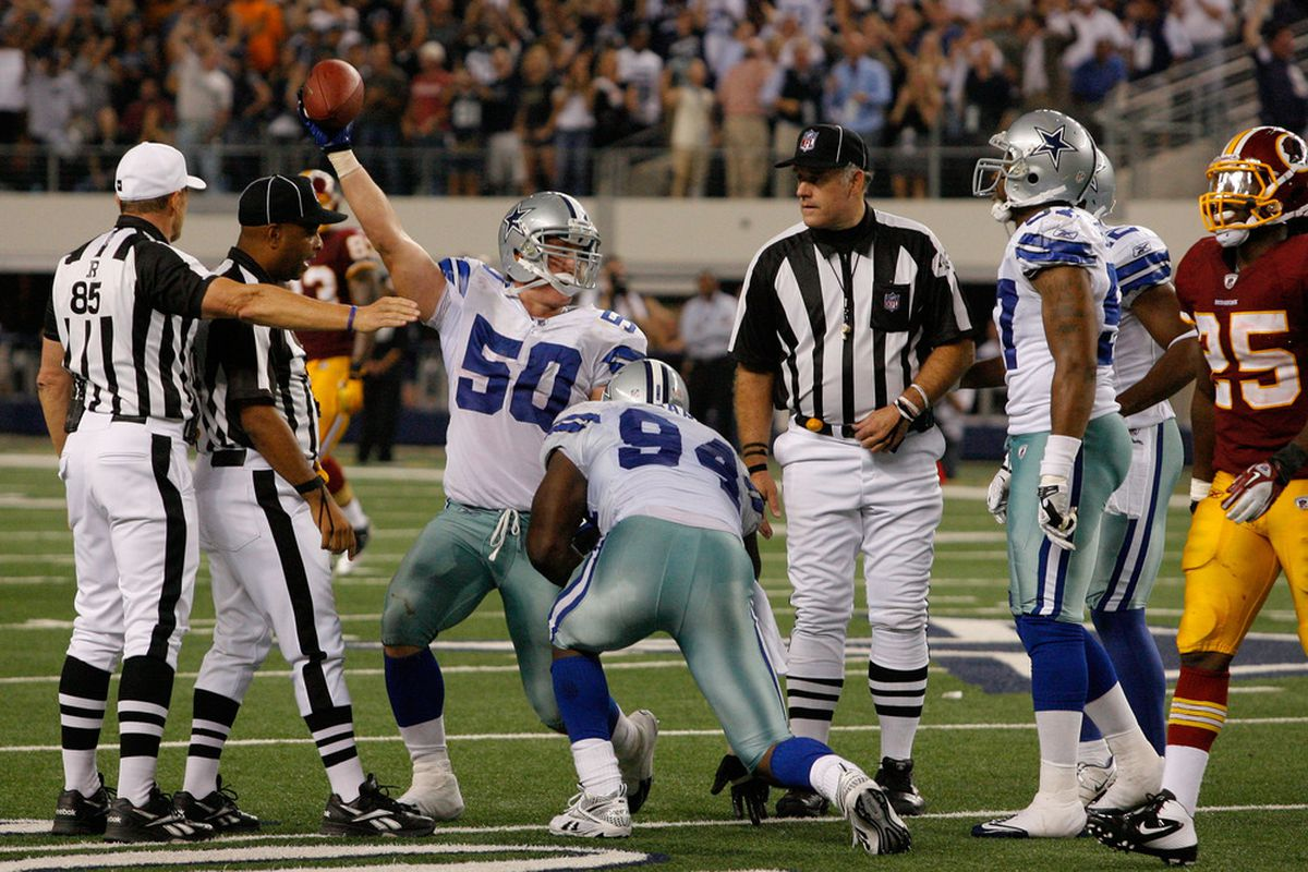 Is Sean Lee set to be a first-time Pro Bowler this season?