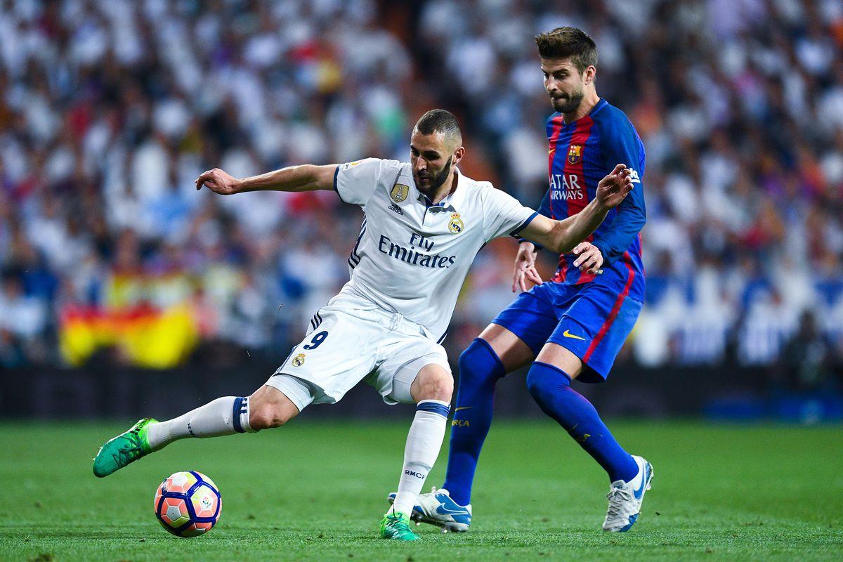 Барселона реал мадрид online 18
